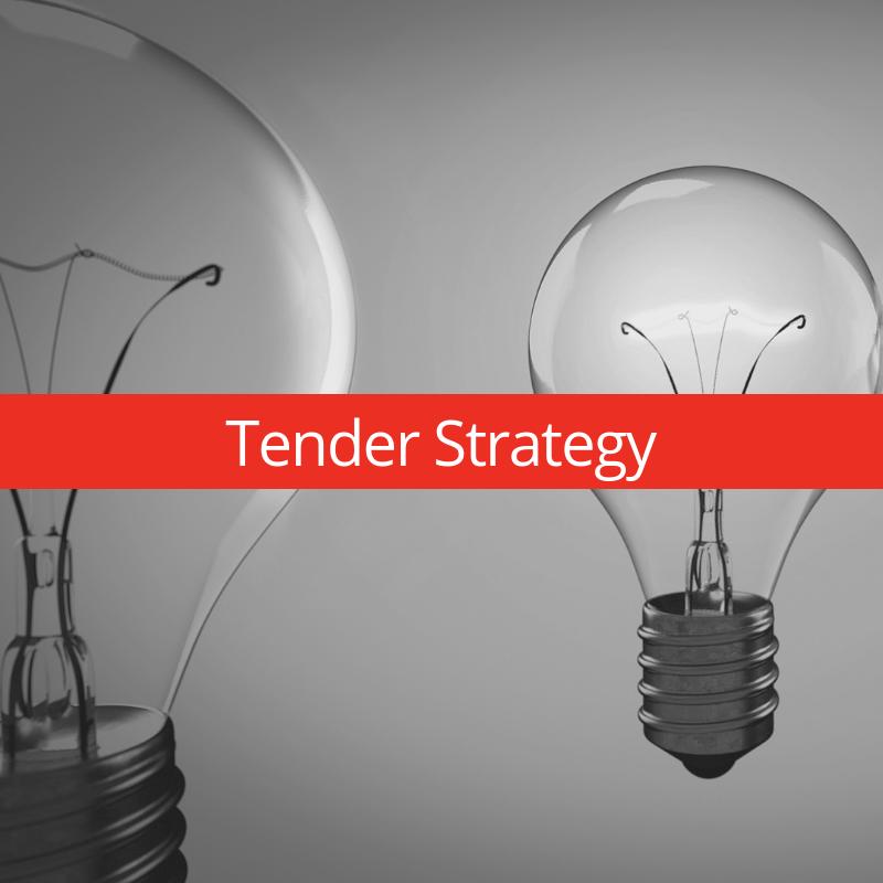 Tender Strategy